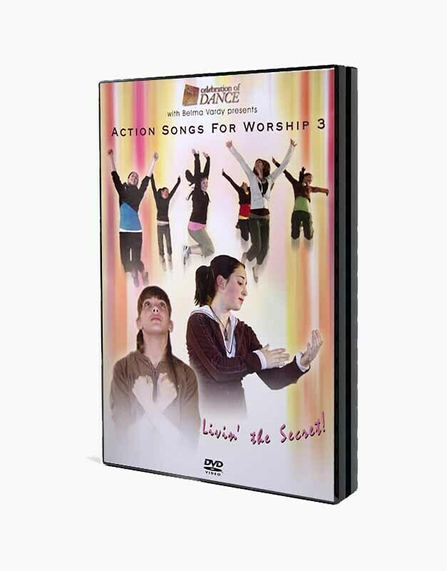 Action Songs for Worship 3 (DVD)