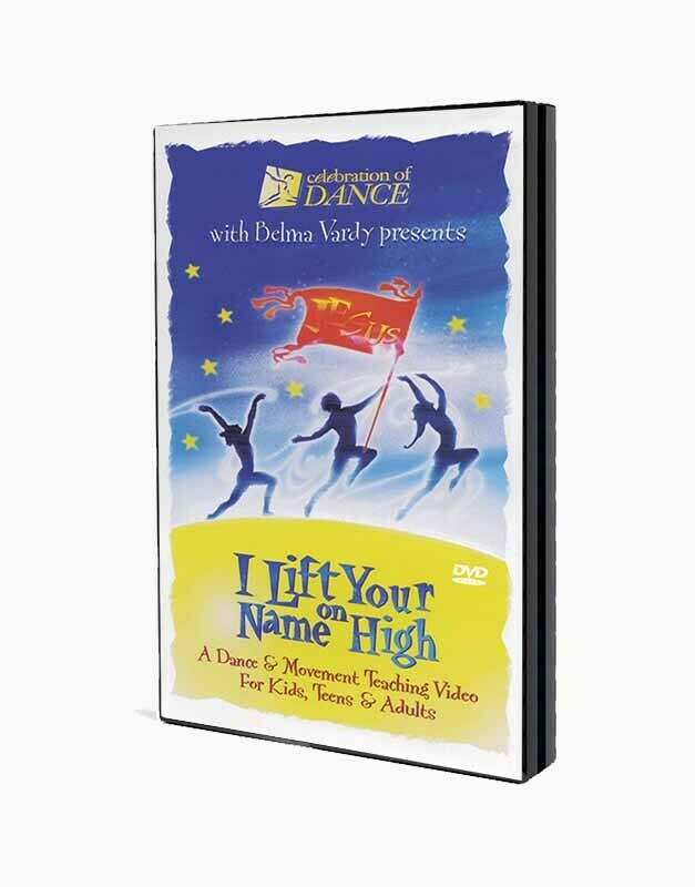 I Lift Your Name On High Video (DVD)