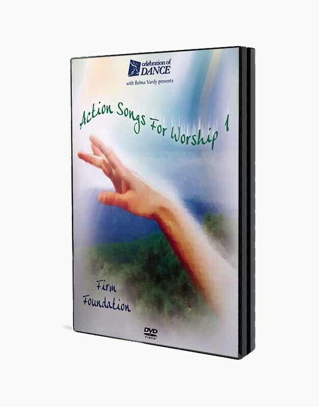 Action Songs for Worship 1 (DVD)