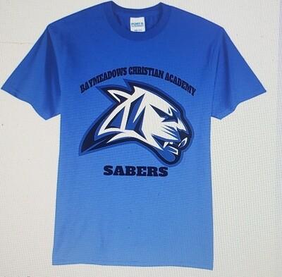 Inaugural BCA Sabers T-Shirt