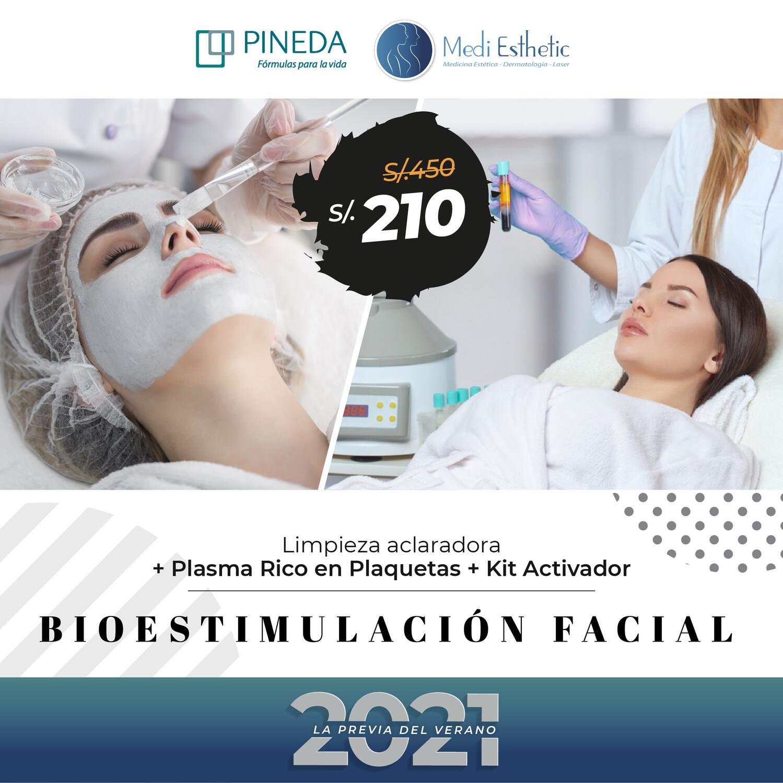 PACK: Bioestimulación Facial