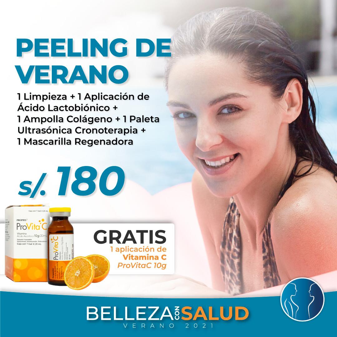 Peeling de Verano