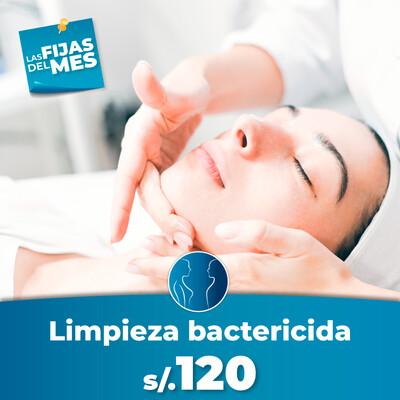 Limpieza Bactericida