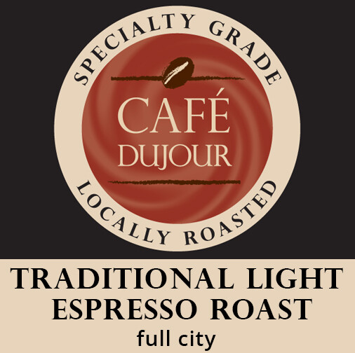 Traditional Light Espresso Roast