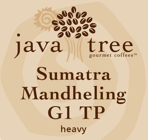 Sumatra Mandheling G1 TP