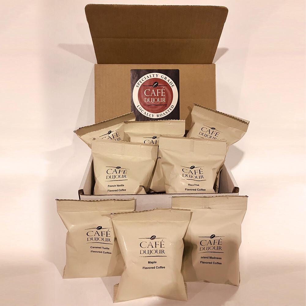 Flavored Coffee Sample Pack