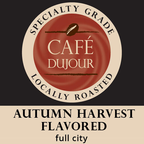 Flavored Coffee - Autumn Harvest