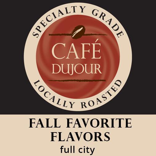 Fall Favorite Flavors