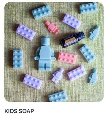 DIY Kids soap Kit