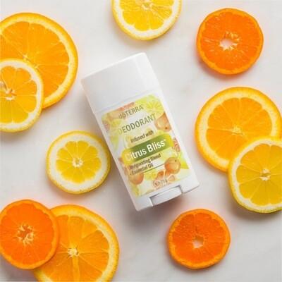 DoTERRA Natural Citrus Bliss Deodorant 75 g