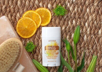 DoTERRA Natural Douglas Fir And Greek  Orange 75 g