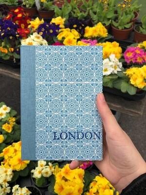 Nibu Letterpress Medium London Notebook / Last One ☝️