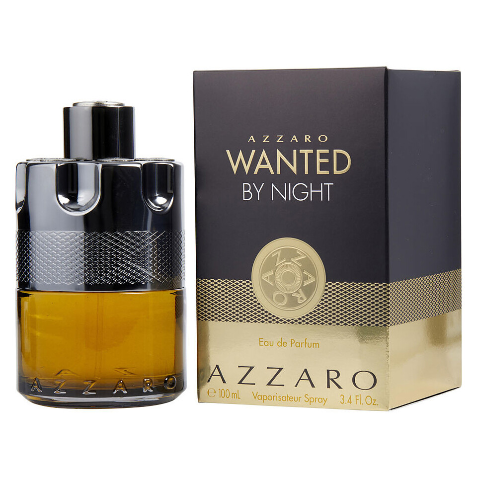 AZZARO WANTED BY NIGHT HOMME EAU EDP SP 100ML