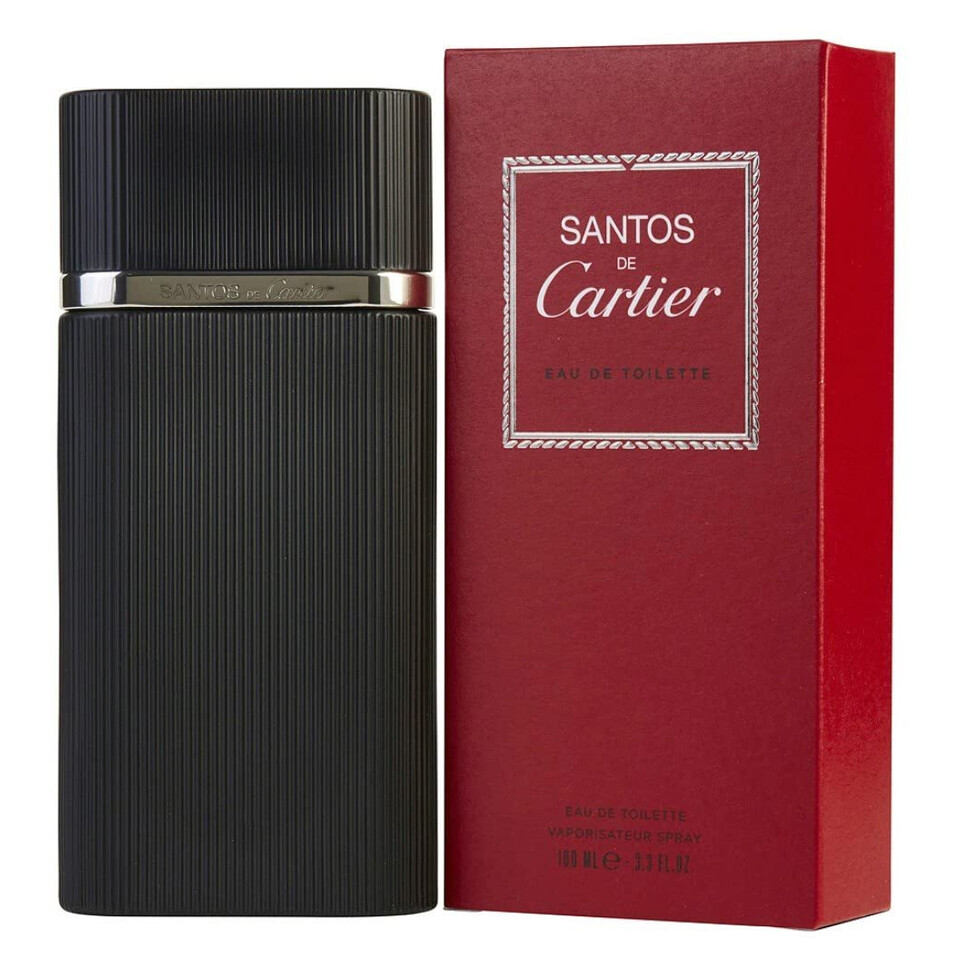 CARTIER SANTOS DE CARTIER HOMME EDT SP 100 ML