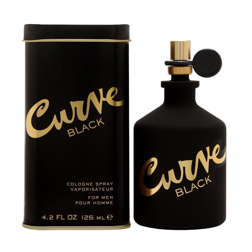 CURVE BLACK MEN EDT SP 125ML