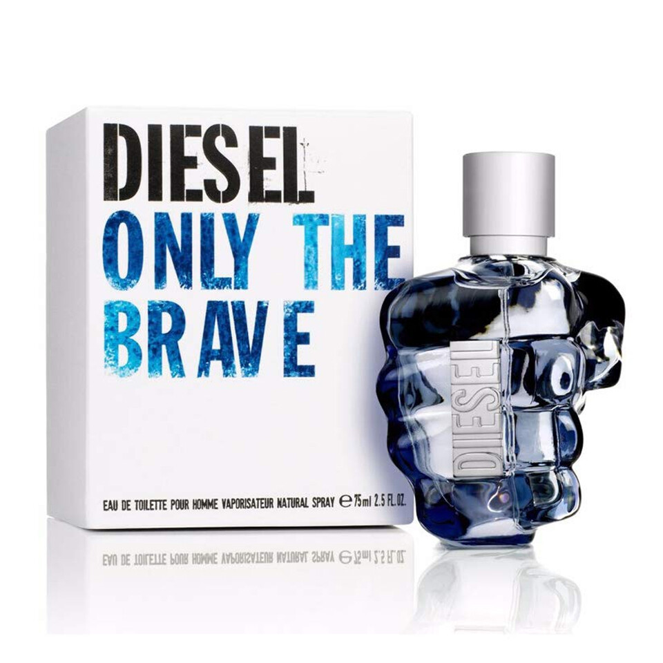 DIESEL ONLY THE BRAVE POUR HOMME EDT 125ML
