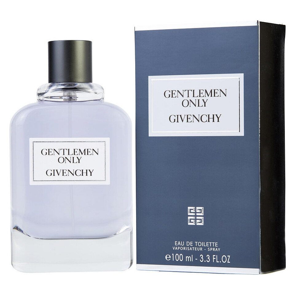 GIVENCHY GENTLEMEN ONLY EDT SP 100ML