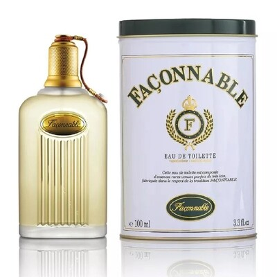 FACONNABLE HOMME EDT SP 100ML