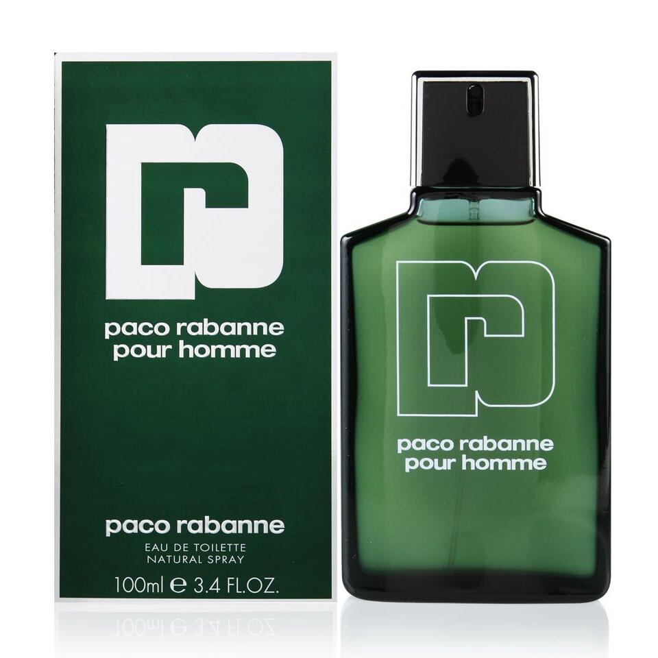 PACO RABANNE POUR HOMME EDT SP 100ML