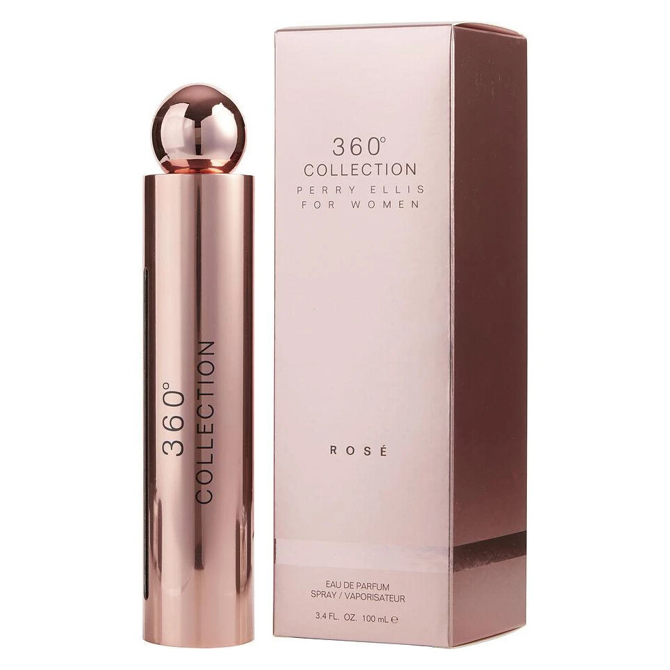 PERRY ELLIS 360 COLLECTION ROSE FEMME EDP SP 100ML