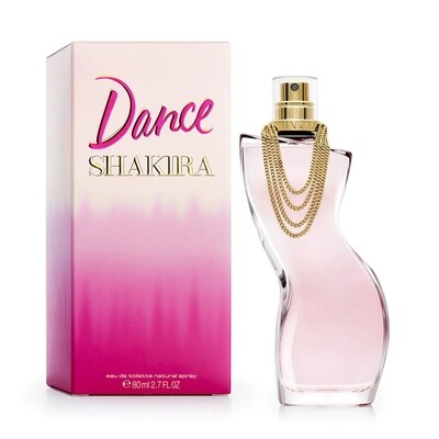 SHAKIRA DANCE FEMME EAU EDT SP 80ML