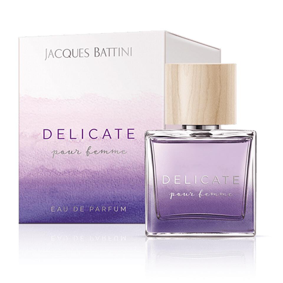 JACQUES BATTINI DELICATE POUR FEMME EAU EDP 100ML