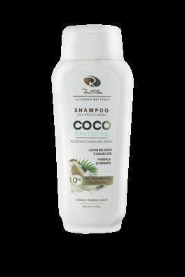 SHAMPOO COCO & KERATINA 400ML