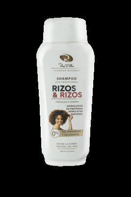 SHAMPOO RIZOS & RIZOS 400ML