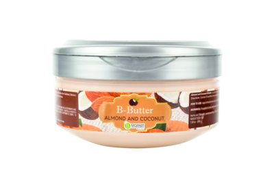 B BUTTER MANTEQUILLA CORPORAL ALMOND & COCONUT 200G