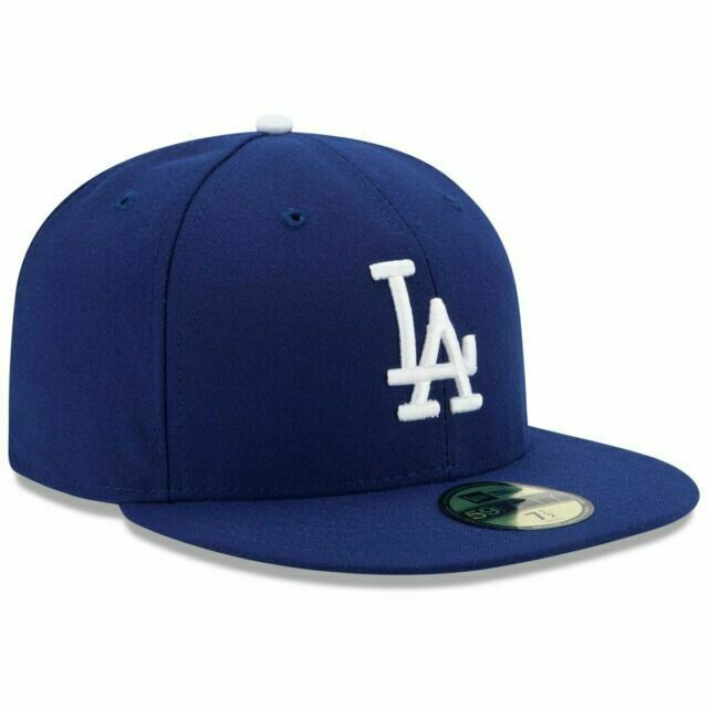 GORRA NEW ERA 59FIFTY LOS ANGELES DODGERS FITTED