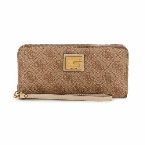GUESS WALLET DAMA VALY SLG ZIP