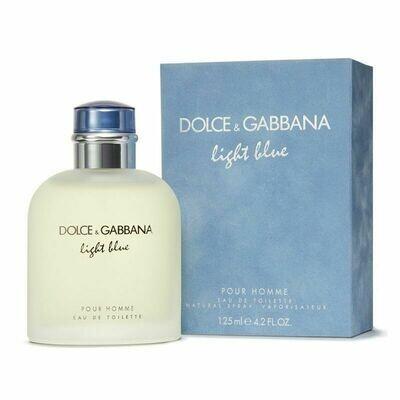 DOLCE & GABBANA LIGHT BLUE HOMME EDT SP