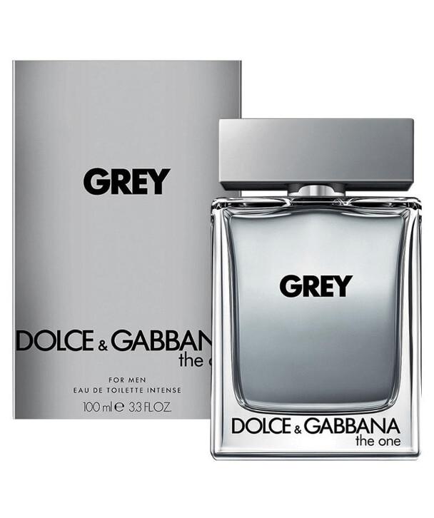 GREY DOLCE & GABBANA THE ONE FOR MEN EDT INTENSE 10OML