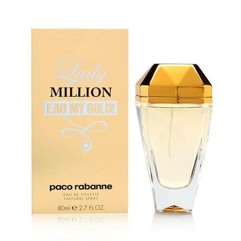 PACP RABANNE LADY MILLION EAU MY GOLD 80ML