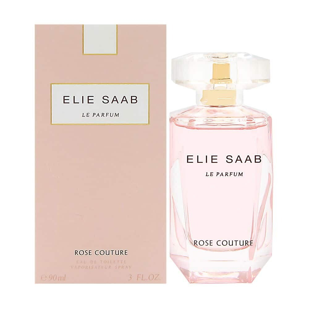 ELIE SAAB LE PERFUME ROSE COUTURE EDT 90ML