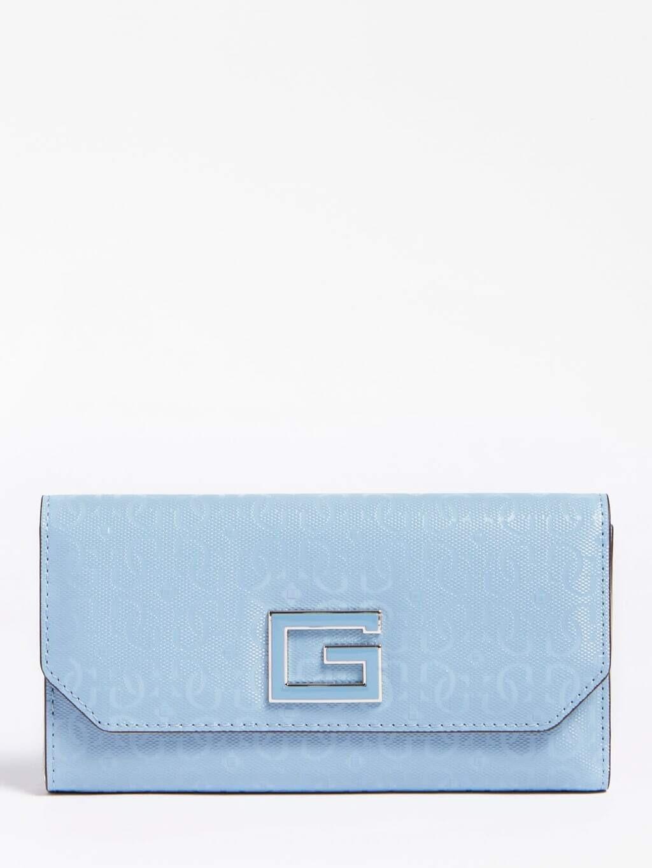GUESS BLANE BLUE WALLET