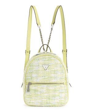 GUESS CESSILLY LIME BACKPACK