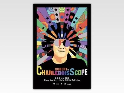 Charlebois Affiche concert 2
