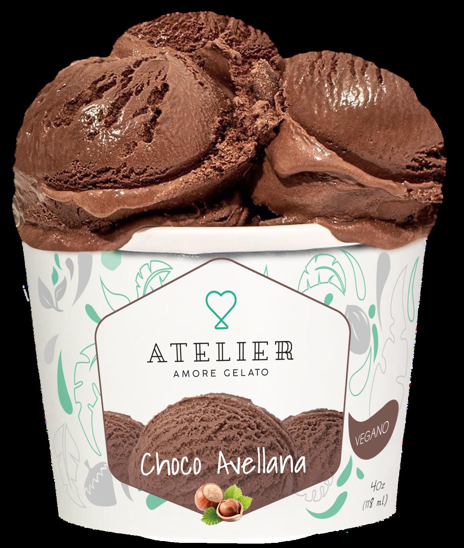 Choco avellana (gianduia) Vegana 118ml