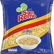 Pasta Fideos San Remo X 250 Grs