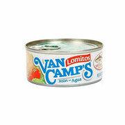 Atún  Lomo Fino Van Camps en Aceite Lata X 1.00 UND