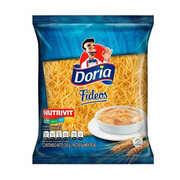 Pasta Doria Fideos X 250 Grs