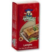 Pasta lasagna la muñeca 1 Caja X 400 Grs