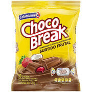 Choco Break X 50 Unds