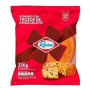 PONQUE RAMO TROZOS DE CHOCOLATE * 230 GR