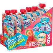 Alpinito Fresa 4 Unds X 45 Grs