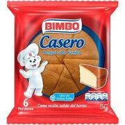 Bimbo Casero Vainilla X 220 Gr