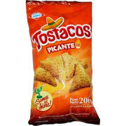 Tostacos Picantes X 200 Gr