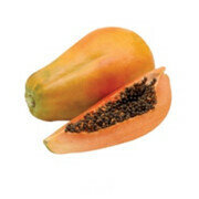 Papaya Maradol Madura X 1 Unidad Aprox 2 Kilos