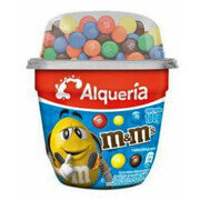 Yogurt Con M&M Alquería X 100 Gr